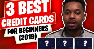 The 3 BEST Credit Cards For Beginners (2019) 4