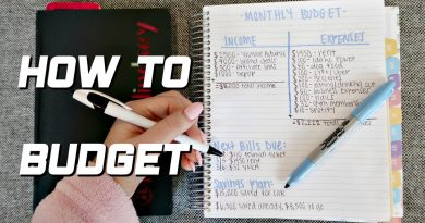 HOW TO BUDGET YOUR LIFE | GIRLBOSS GUIDE 3