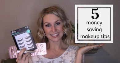 5 Tips For Saving Money On Makeup 3