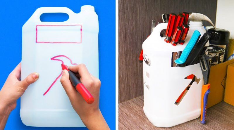 29 IDEAS TO RECYCLE PLASTIC BOTTLES 1