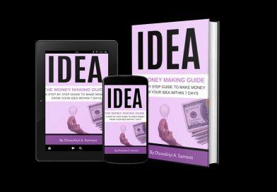 IDEA: The Money Making Guide