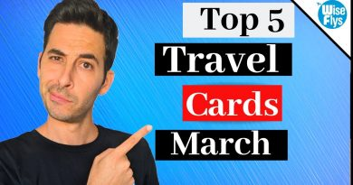 March: 5 Best Travel Credit Cards 2