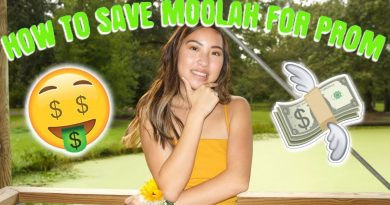 saving money$ for prom !! // tips for prom 2019 mhm honey 2
