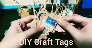 Washi Tape Gift Tags | DIY Crafts | Money Making Idea 4
