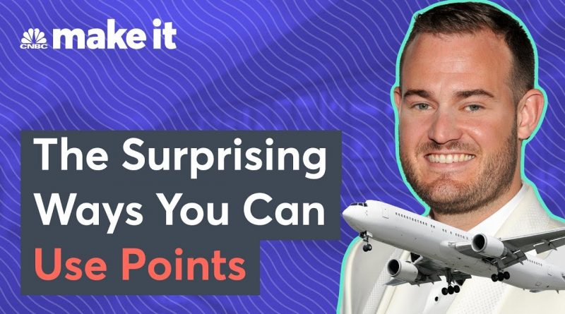 The Points Guy: Other Ways You Can Use Credit Card Points 1