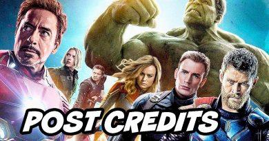 Captain Marvel Post Credit Scene Explained - Avengers Endgame Easter Eggs 2