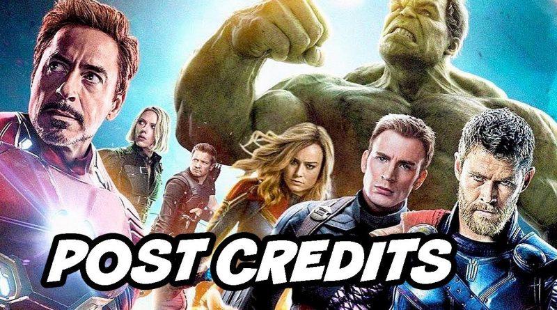 Captain Marvel Post Credit Scene Explained - Avengers Endgame Easter Eggs 1