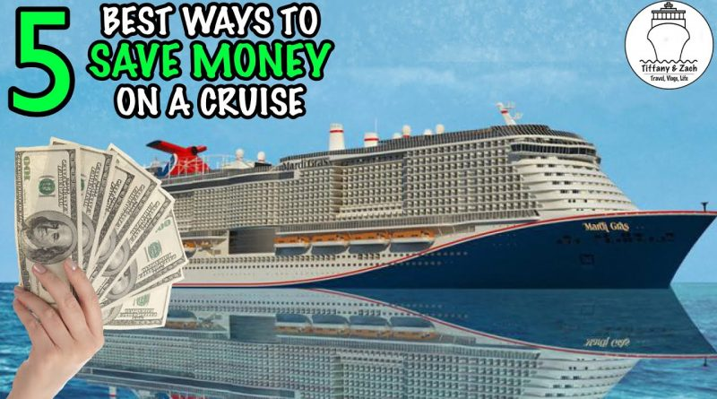 How to Save Money on a Cruise - Money Saving Tips to SAVE YOU Thousands on Your Cruise (Carnival) 1