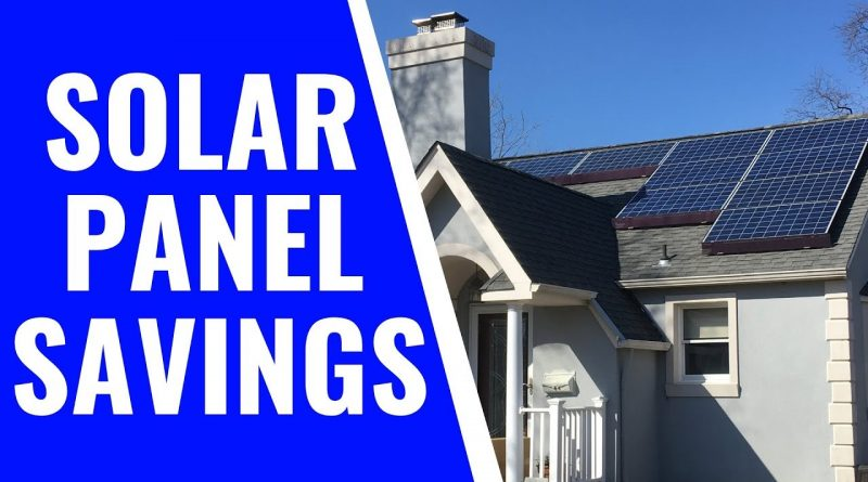 Do Solar Panels Save You Money? | My 3 Year Solar Review 1