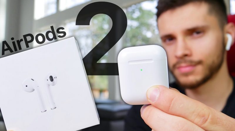 AirPods 2 Review! Everything New vs AirPods 1 1