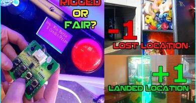 Are Our Claw Machines Rigged? Landing & Losing Locations 4