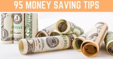 95 Money Saving Tips, Ideas & Strategies (Save $100s - $1000s) 2