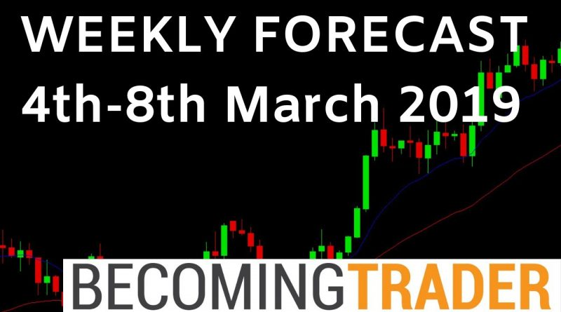 Weekly Forex Forecast 4th - 8th March 2019 1