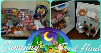 Camping Grocery Haul | What we eat when camping 3