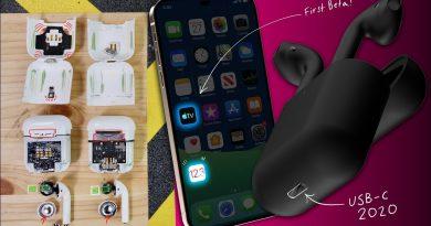 AirPods 2 Water Test & Teardown, iOS 12.3 & USB-C Everything 2020! 3