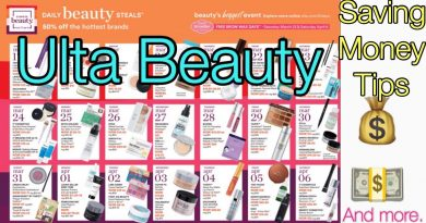 Ulta 21 Days of Beauty Limited Time ( Saving Money Tips 2019 ) 2
