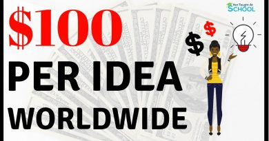 Earn Over $100 For A Simple Idea [Make Money Online] 3