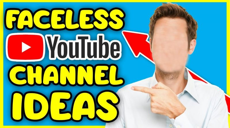 How to Make Money on YouTube (6 FACELESS Channel Ideas) 1