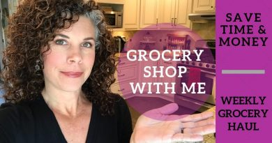 SHOP WITH ME   Save Time & Money   WEEKLY GROCERY HAUL 2