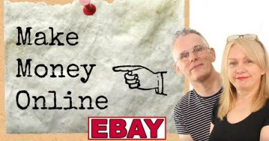 UK Ebay resellers making money - Side hustle ideas 3