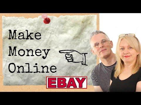 UK Ebay resellers making money - Side hustle ideas 1