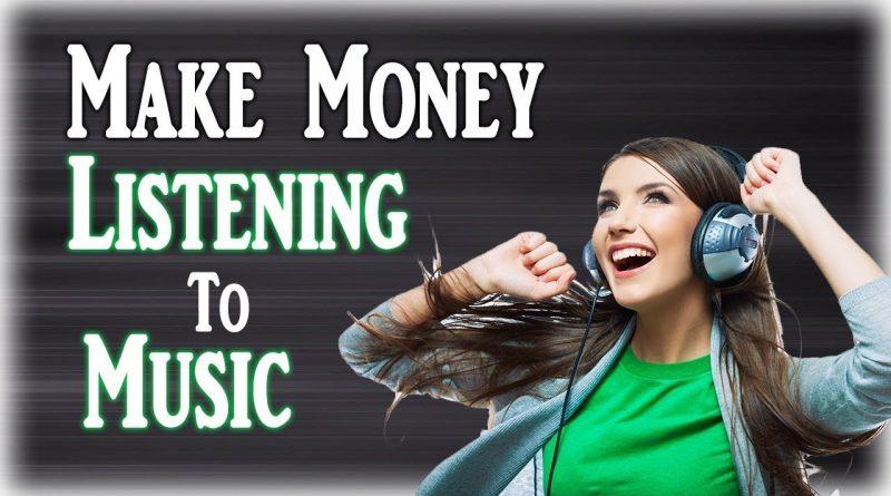 Make Money Listening To Music ($12 PER SONG) 1