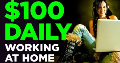 5 Ideas To Make Money At Home in 2019 [$100 Per Day+] 2