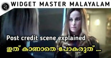Captain marvel post credit and mid credit scene explained in malayalam 2