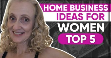 Home Business Ideas For Women - Top 5 Ways To Make Money From Home 3