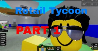 Retail Tycoon Part 1 (saving money) 3