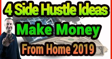 4 Side Hustle Job Ideas To Make Money Online From Home 2019 4