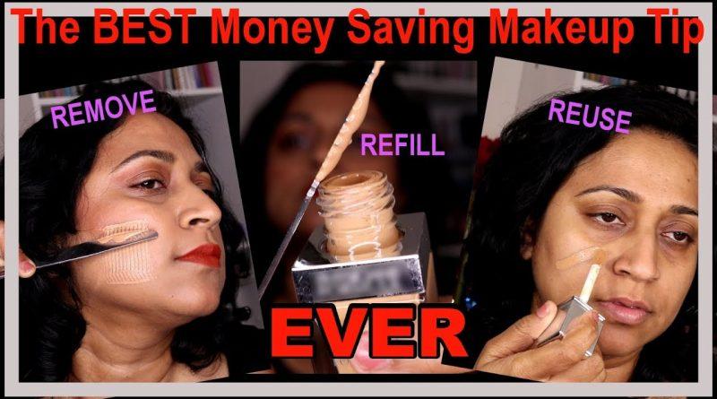 The Best Money Saving Makeup Tip for a Makeup Addict | Remove, Restock, Reuse 1