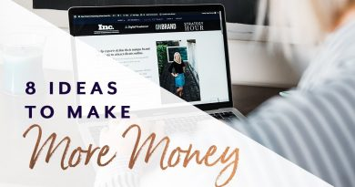 8 Ideas to Make More Money - Fast! 3