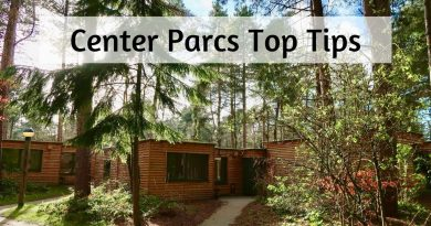 Center Parcs Tops Tips & How To Save Money | Pip Milburn 4