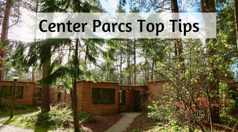 Center Parcs Tops Tips & How To Save Money | Pip Milburn 1