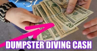 MONEY MAKING IDEAS WHILE DUMPSTER DIVING 3