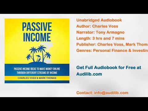 Passive Income: Passive Income Ideas to Make Money Online Through Different Streams of Income 1