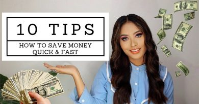 HOW TO: 10 TIPS TO SAVE MONEY FAST & QUICK| HACKS | Kerline Bay deb 3