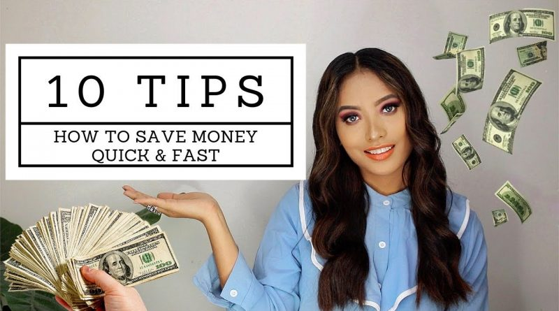HOW TO: 10 TIPS TO SAVE MONEY FAST & QUICK| HACKS | Kerline Bay deb 1