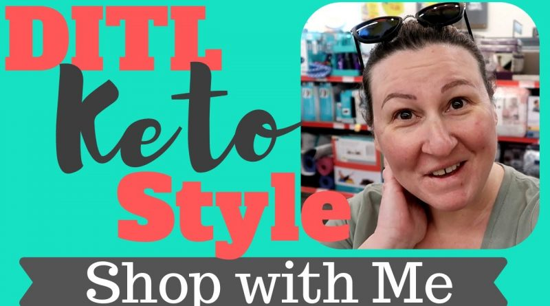 Aprilpalooza Day 7 // Bariatric Keto // What I Eat in a Day // Shop with Me at Aldi and Lowes 1