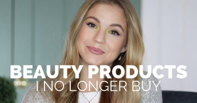 Beauty Products that I NO LONGER Buy// Save money! 3