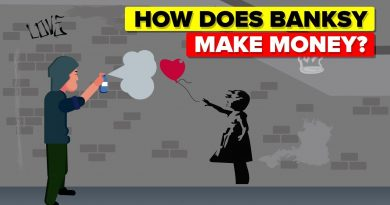 How Does Banksy Make Money? 4