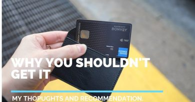 Is The Marriott Bonvoy Credit Card(s) Worth It? 3