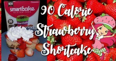 90 Calorie Strawberry Shortcake 2