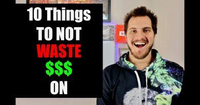 10 Things I Don't Spend Money On   Minimalism & Saving Money Tips 3