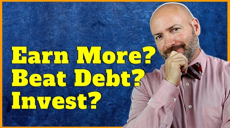 What's the Ultimate Financial Goal? [How to Prioritize Money] 1