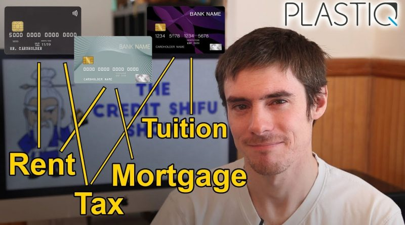 Which Credit Cards Can You Use for Rent, Tax, Mortgage? (Plastiq Tutorial) 1