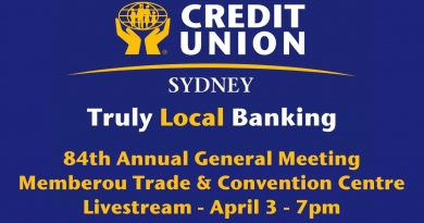 Sydney Credit Union 84th Annual General Meeting 4