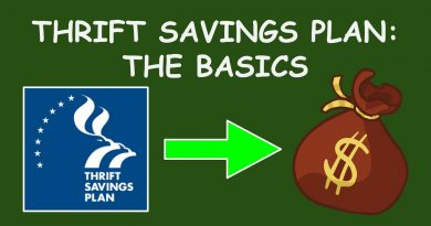 Thrift Savings Plan: The Basics 3