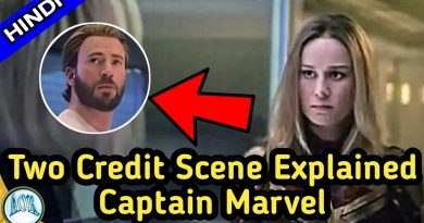 Captain Marvel Post Credit Scenes Explained in Hindi || Changing AOR 4